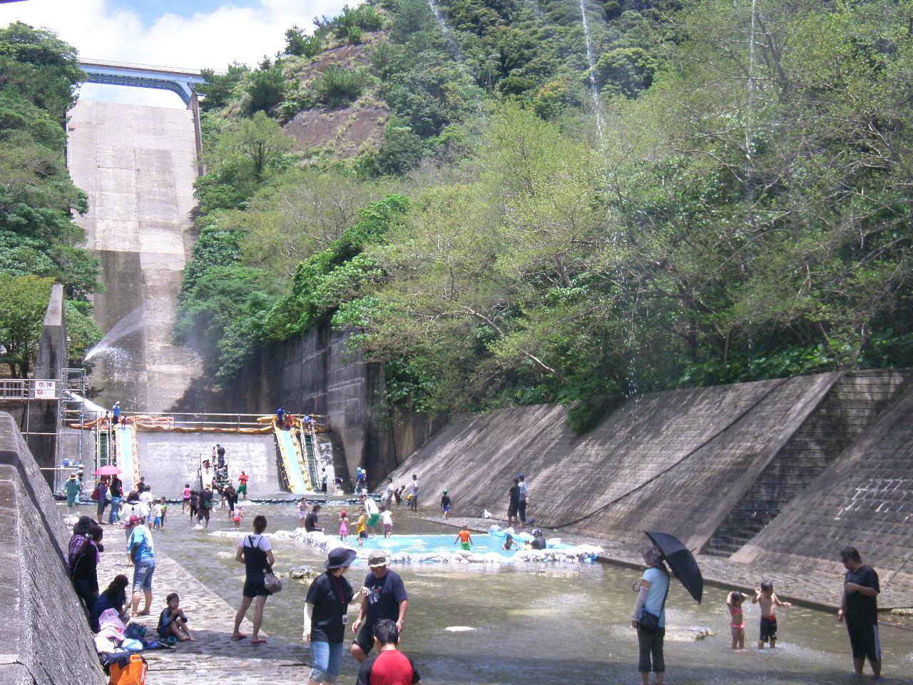 福地ダム祭り